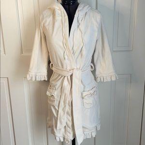 Victoria's Secret terry cloth robe
